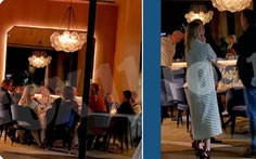 Bữa tối đông người giữa đại dịch của thống đốc bang California