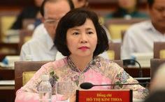 Bộ Ngoại giao 'không có thông tin về việc bà Hồ Thị Kim Thoa bị bắt'
