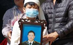 Một sĩ quan biên phòng hi sinh khi đi chống dịch COVID-19