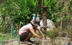 'Biến' nước giếng khoan thành nước sạch ăn uống