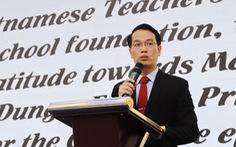 Hiệu trưởng trường Trần Đại Nghĩa: giáo viên nên cởi mở, thấu hiểu, công bằng với học sinh