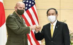 Thăm Nhật, tướng Mỹ kêu gọi bắt tay đối phó Trung Quốc