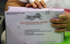 Bầu thị trưởng quận Los Angeles, phát hiện hơn 8.000 cử tri 'hư cấu, không tồn tại...'