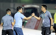Trợ lý Nguyễn Tuấn Phong (CLB Sài Gòn): 'Họ phụ bạc quá!'