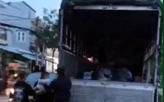 Điều tra nhóm người có dấu hiệu lừa đảo lấy hàng cứu trợ miền Trung