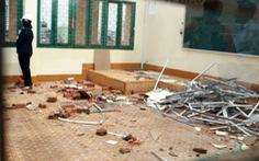 Học sinh Trường THPT Bình Phú sẽ học tại 3 cơ sở khác nhau sau vụ tốc mái