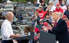 Hai ông Trump, Biden làm gì trong ngày cuối trước bầu cử?