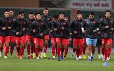 HLV Park Hang Seo: 'Cầu thủ không được ra sân nên  thể lực yếu'