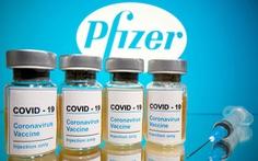 Pfizer hứa có giấy phép thì 'vài giờ sau là cung ứng vắc xin COVID-19'