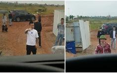 Quảng Ninh: Nhóm bảo kê trong khu công nghiệp dọa 'đây là đất của bố mày'?