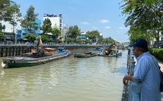 TP.HCM đã hoàn thành nạo vét, khơi thông kênh Nhiêu Lộc - Thị Nghè