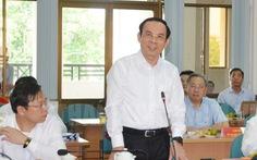 Bí thư Nguyễn Văn Nên: Đầu tư cho Củ Chi là đầu tư cho phát triển TP
