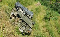 Đình chỉ 1 đăng kiểm viên liên quan xe Uoát rơi xuống vực ở Hà Giang