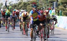38 tay đua không hoàn thành ngay chặng đầu giải đua Nam Kỳ khởi nghĩa