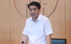 Đề nghị truy tố cựu chủ tịch Hà Nội Nguyễn Đức Chung