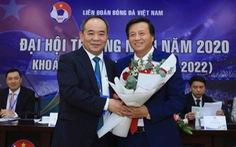 Tân phó chủ tịch tài chính VFF Lê Văn Thành: 'Tôi có thể kiếm gấp đôi tiền cho VFF'