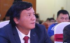 Ông Lê Văn Thành đắc cử phó chủ tịch tài chính VFF
