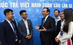206 trí thức trẻ hội tụ với khát vọng 'Việt Nam 2045'