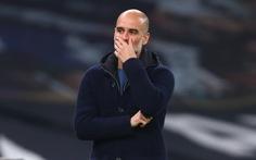 Guardiola: Hợp đồng mới, thất bại cũ