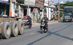 Lo ngại khi đề xuất bỏ khung giờ cấm xe tải trên đường 'tử thần' Nguyễn Duy Trinh