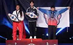 Hai lực sĩ vô địch trẻ thế giới của Việt Nam dính doping