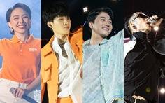 Tóc Tiên, Jack, Karik, Dế Choắt… 'bùng cháy' trong đêm nhạc FWD Music Tour