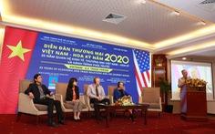 Diễn đàn thương mại Việt Nam - Hoa Kỳ năm 2020