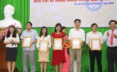 Tuổi Trẻ đoạt giải ba báo chí về đồng bằng sông Cửu Long năm 2020
