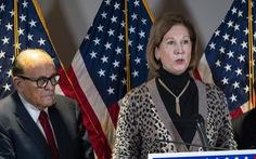 Chiến dịch tranh cử của ông Trump loại luật sư Sidney Powell