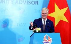 Cố vấn an ninh quốc gia Mỹ: Dù ai là tổng thống, Việt - Mỹ vẫn bền chặt