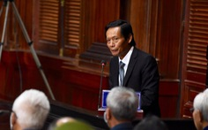 Vụ thiệt hại 8.800 tỉ tại DAB: 'Tách vụ án có tạo ra tình trạng án chồng án?'