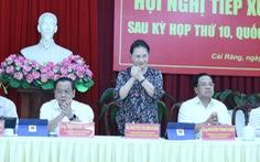 'Vụ bà Hồ Thị Kim Thoa': Không phải khởi tố rồi để bỏ trốn