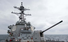Chuyến thăm 'bí mật' của chuẩn đô đốc Mỹ đến Đài Loan