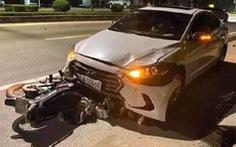 Khởi tố đội trưởng Thanh tra giao thông lái ôtô chạy ngược chiều, tông chết nữ lao công