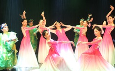 Khai mạc Liên hoan nghệ thuật múa TP.HCM mở rộng lần VI - 2020