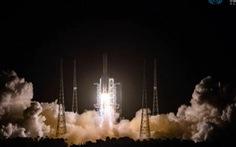 Trung Quốc phóng tàu thu thập đất Mặt trăng