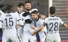 Bảng xếp hạng Champions League 25-11: Không trận hòa, 26 bàn và 4 đội đi tiếp