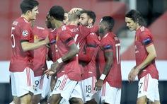 PSG tạm 'thoát hiểm', Man United thắng đậm ở Champions League