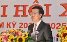 Ông Võ Văn Thưởng: Hội Nhà văn phải thúc đẩy hòa hợp dân tộc và đời sống dân chủ