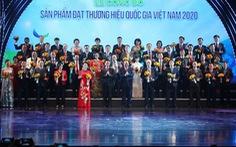 124 Thương hiệu quốc gia Việt Nam làm nên 1,4 triệu tỉ đồng cho đất nước