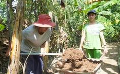 Nông dân Bến Tre hào hứng khởi nghiệp với vốn GREENFEED