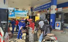 Giá xăng tăng hơn 600 đồng/lít từ chiều 26-11
