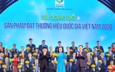 SASCO lần thứ 3 liên tiếp được vinh danh Thương hiệu quốc gia