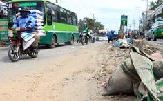 TP.HCM tạm ngưng thi công đào đường Tết dương lịch năm 2021