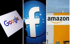 Pháp đánh thuế điện tử các ông lớn công nghệ Mỹ từ tháng 12