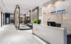 Vietceramics giới thiệu gạch ốp lát nhập khẩu thương hiệu Superstone