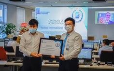 Sân bay Nội Bài đạt chứng nhận đảm bảo vệ sinh dịch tễ chống dịch COVID-19