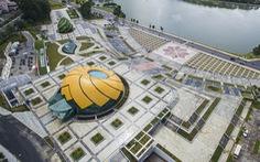 Khối công trình Hoa dã quỳ trung tâm Đà Lạt trở thành nhà hát