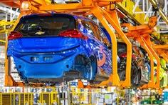 Ngày càng nhiều nước tìm cách tăng trưởng sản xuất xe điện