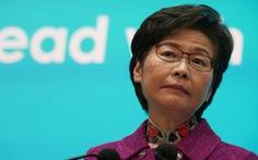 Lãnh đạo Hong Kong phải giữ 'cả đống tiền mặt' ở nhà vì Mỹ trừng phạt